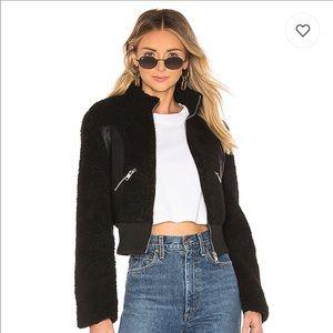 NWT I AM GIA Trixie Jacket in Black